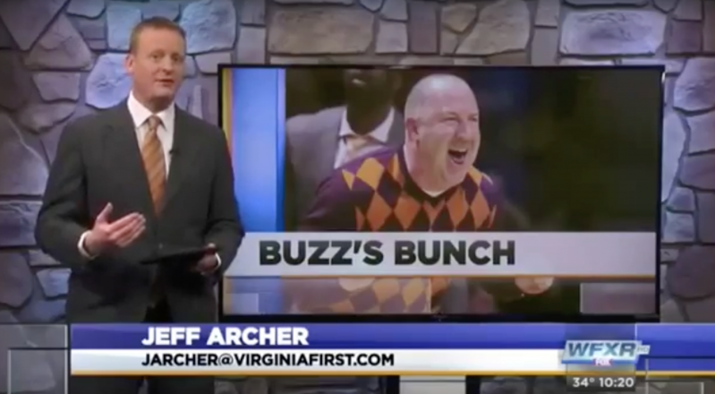 Buzz's Bunch on Virginia First